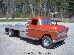 East Coast Mini Classics- Mini Work Trucks
